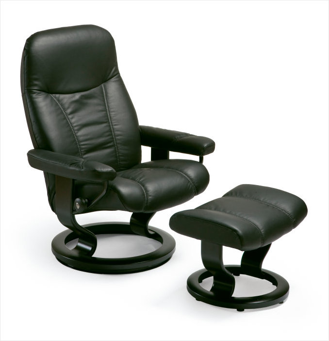 stressless consul m lindholms. Black Bedroom Furniture Sets. Home Design Ideas